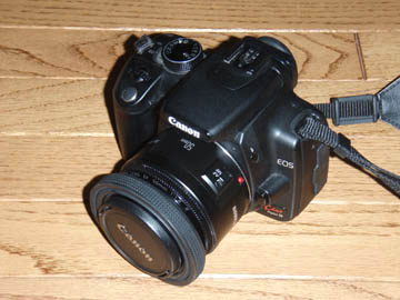 EF50mm f/1.8 II