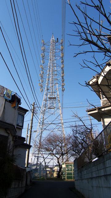 東大和線40号鉄塔