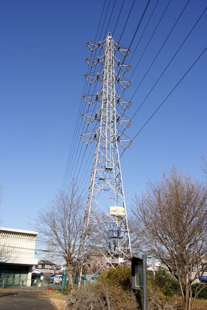 東大和線10号鉄塔
