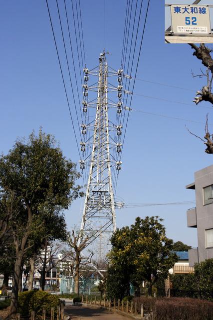 東大和線52号鉄塔