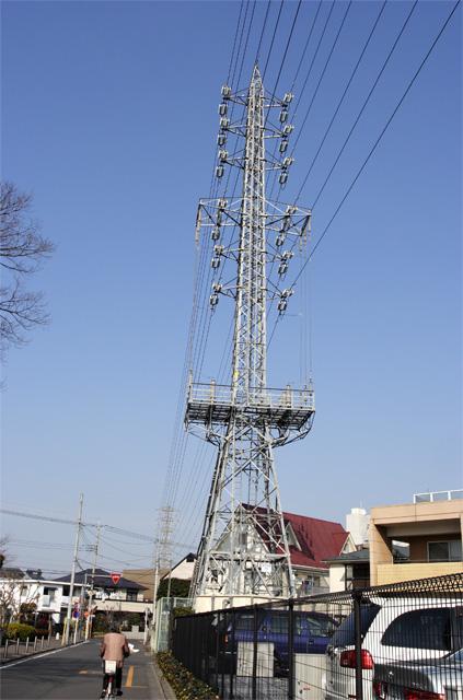 東大和線54号鉄塔