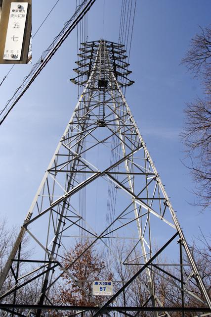 東大和線57号鉄塔