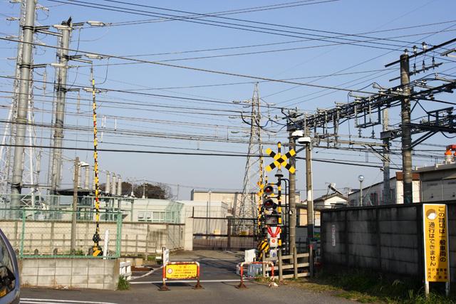 東京電力所沢変電所