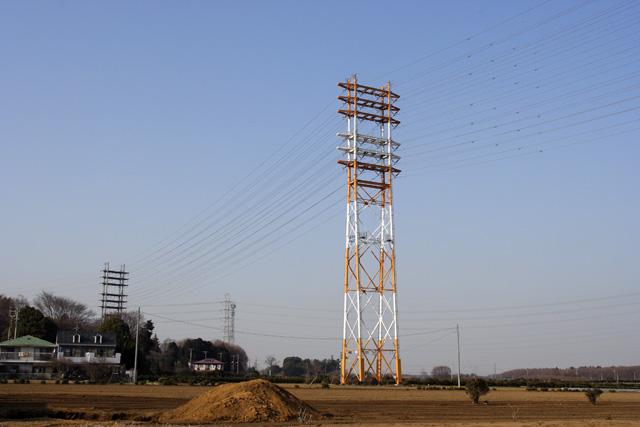 水野線4号鉄塔