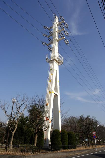 並木線1号鉄塔