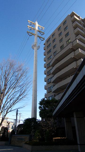 並木線5号鉄塔