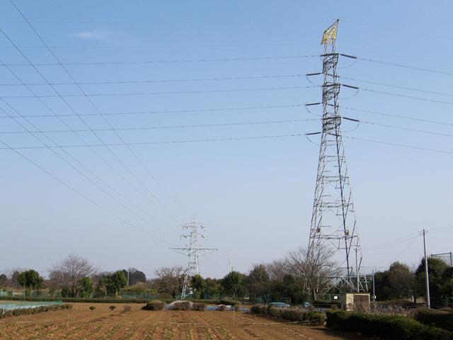 水野線23号鉄塔