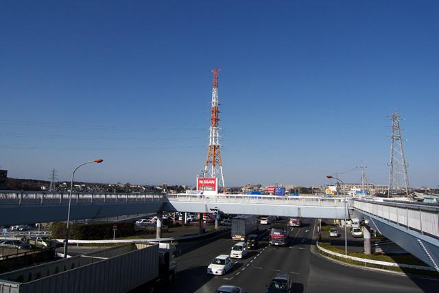 狭山線65号鉄塔