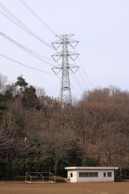 豊昭線28号鉄塔