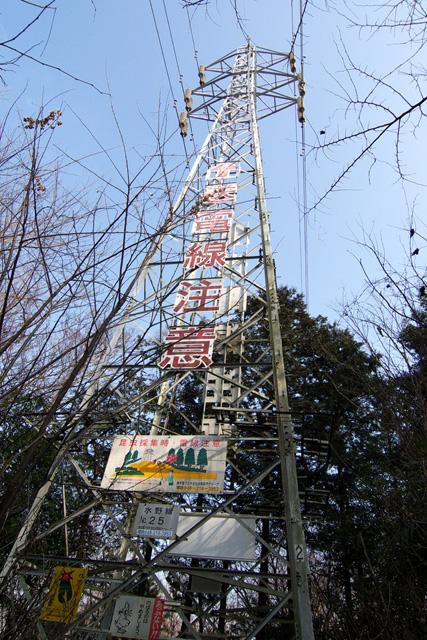 水野線25号鉄塔