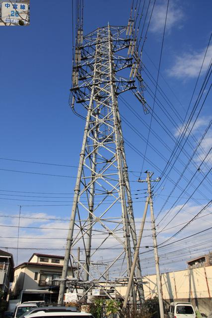 中富線26号鉄塔
