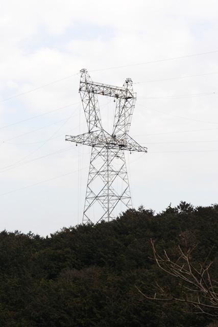 安曇幹線376号鉄塔