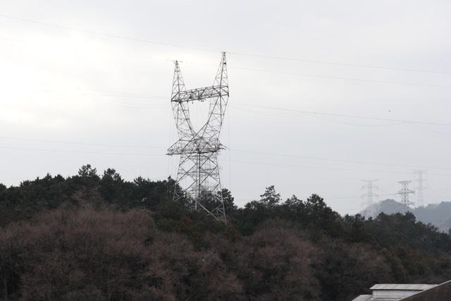 安曇幹線375号鉄塔