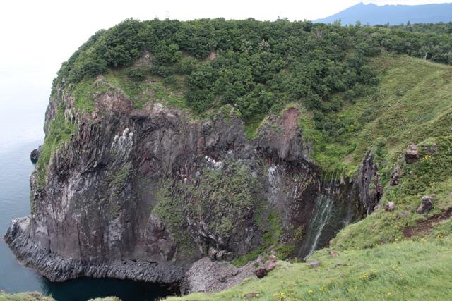 知床・フレペの滝