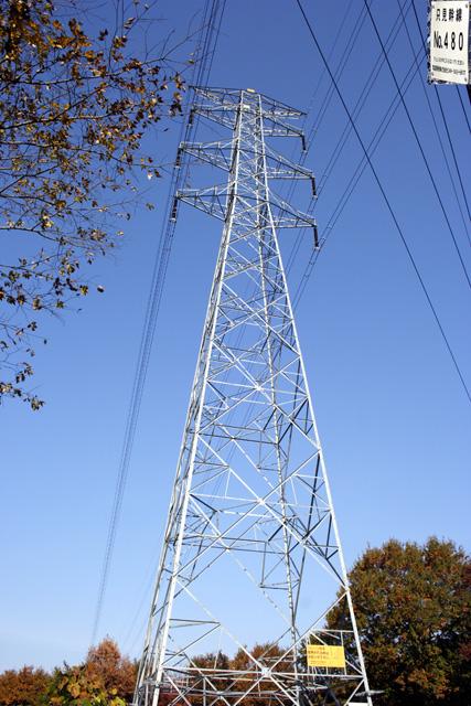 只見幹線480号鉄塔