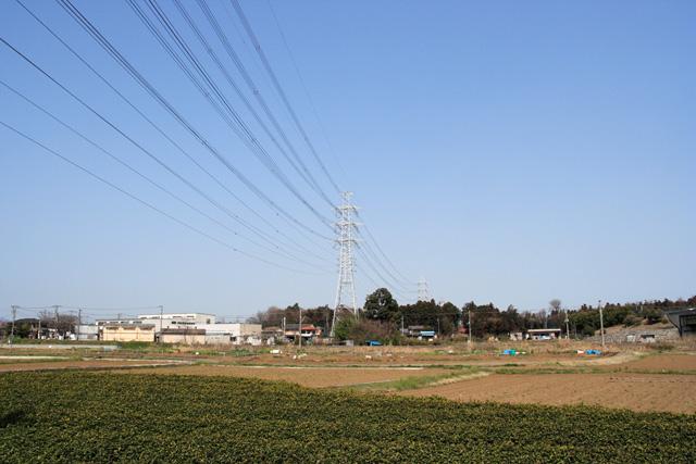 南狭山線10号鉄塔