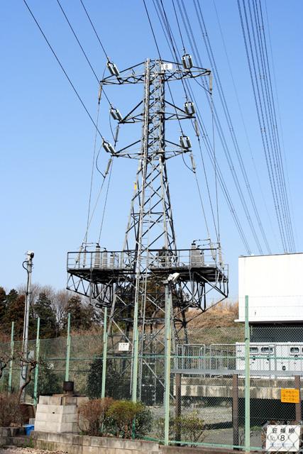 笠幡線8号鉄塔