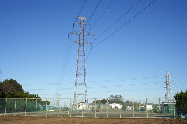 只見幹線472号鉄塔