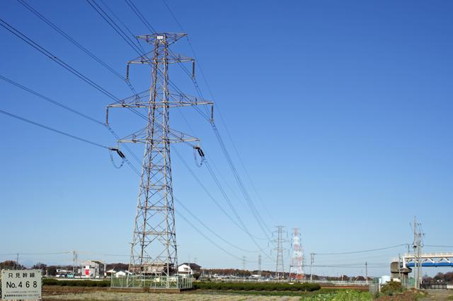只見幹線468号鉄塔
