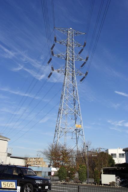 只見幹線505号鉄塔