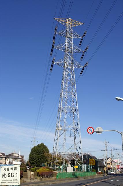 只見幹線512-1号鉄塔