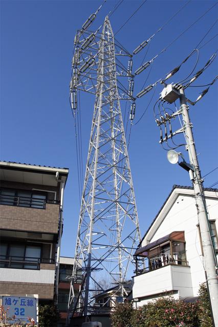 旭ヶ丘線32号鉄塔
