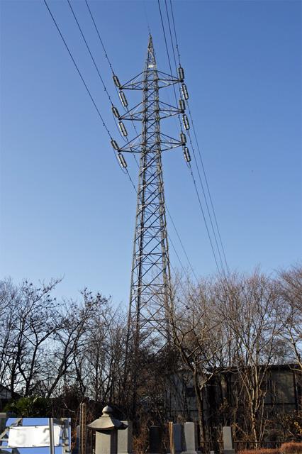 旭ヶ丘線52号鉄塔