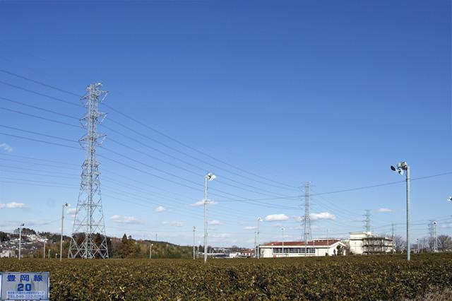 豊岡線20号鉄塔
