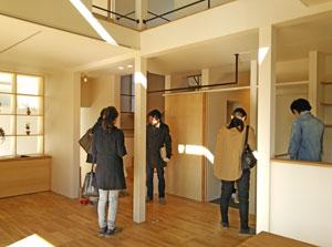 「白井の家」完成見学会