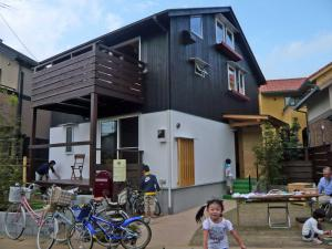 柏市しいの木台 完成見学会の様子