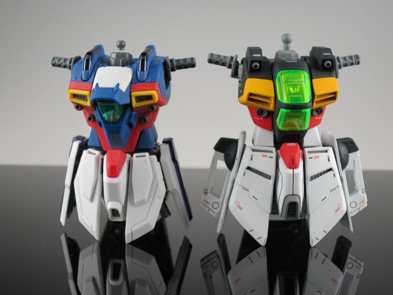ガンダムDX完成6