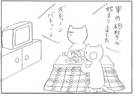 ねこ夫婦まんが たまともんちゃん-jibun1