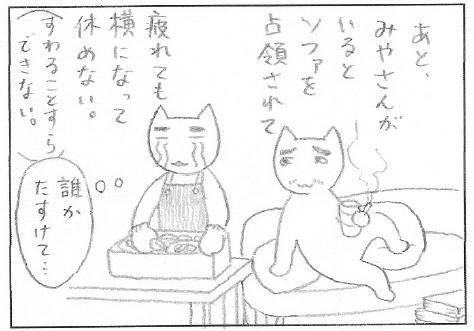 ねこ夫婦まんが たまともんちゃん-miya64