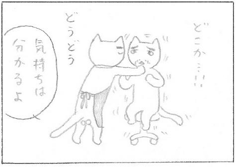 猫まんが たまともんちゃん-haru4