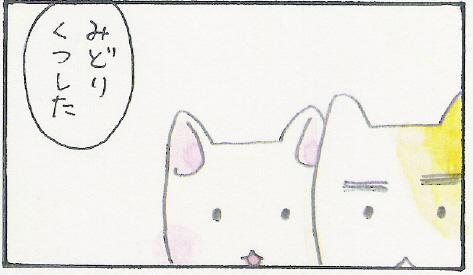 猫まんが たまともんちゃん-kutsusita6