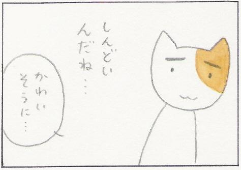 猫まんが たまともんちゃん-mabiki2