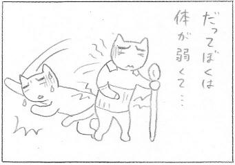 ねこ夫婦まんが たまともんちゃん-ren3