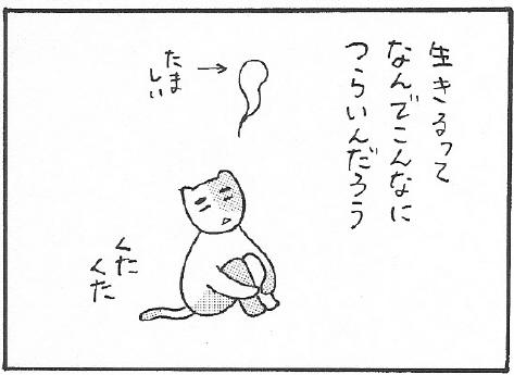 ねこ夫婦まんが たまともんちゃん-syussei4