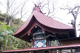 140109茨城 素鵞神社②