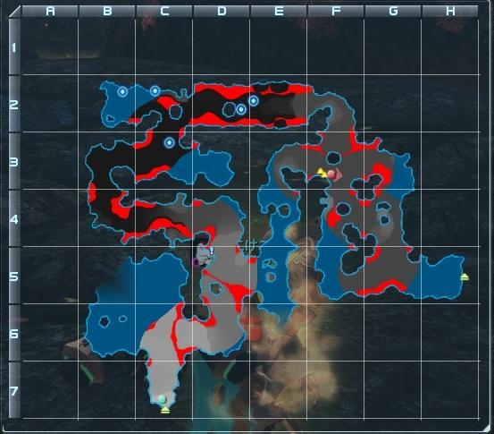 火山神マップ