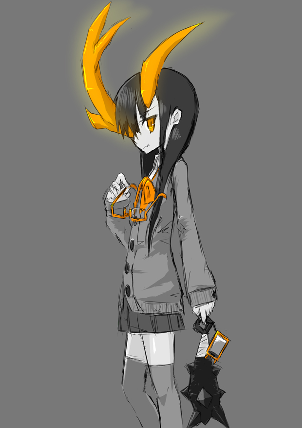 オレンジ鬼さん