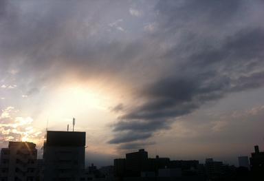 0920-1 さいたま市の空