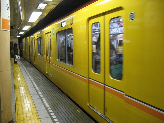 20140116銀座線 (2)