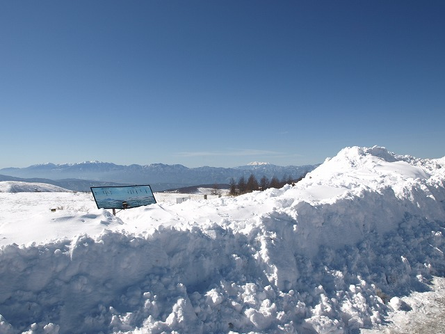 20140127富士見台茶屋の雪景色 (4)