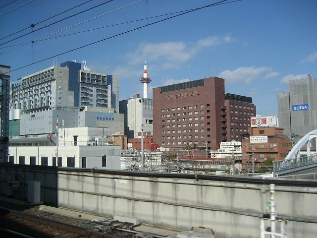 20140129京都新幹線 (1)