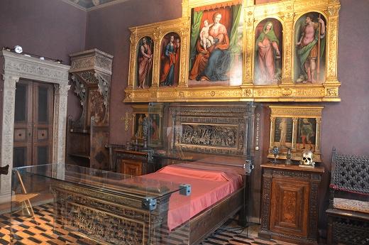 STK 6338 - ミラノの邸宅美術館バガッティ・バルセッキ博物館「Museo Bagatti Valsecchi」