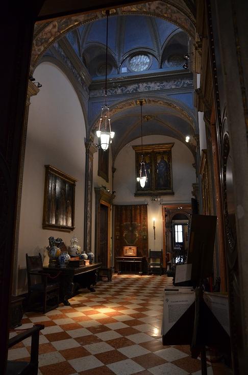 STK 6358 - ミラノの邸宅美術館バガッティ・バルセッキ博物館「Museo Bagatti Valsecchi」