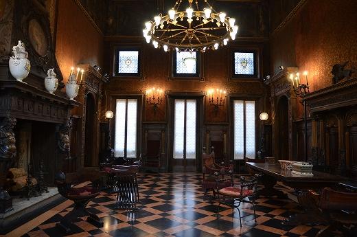 STK 6400 - ミラノの邸宅美術館バガッティ・バルセッキ博物館「Museo Bagatti Valsecchi」