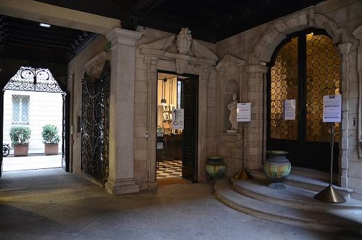 STK 6435 - ミラノの邸宅美術館バガッティ・バルセッキ博物館「Museo Bagatti Valsecchi」