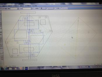 トレーサー機体設計図